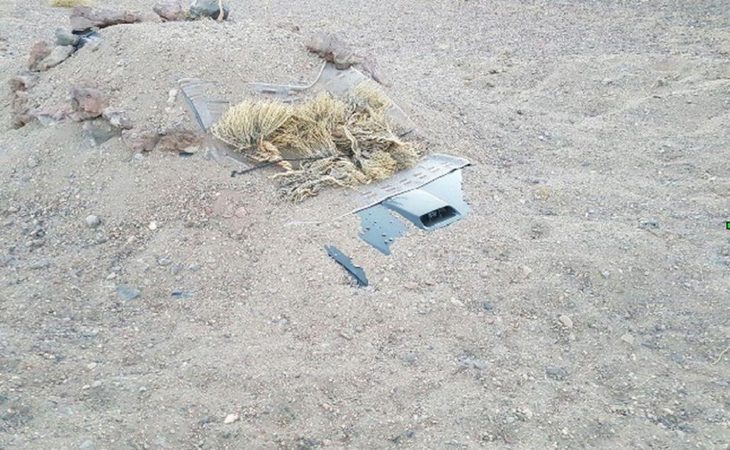 La misteriosa camioneta que usaron en un robo y apareció enterrada