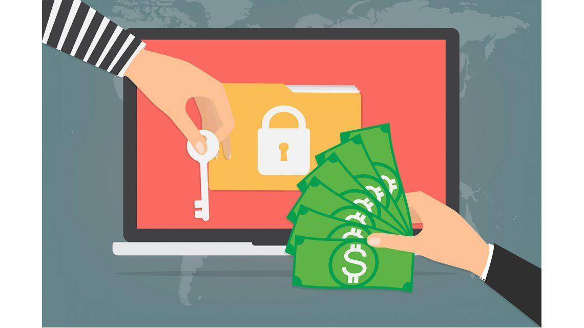 Los virus que piden rescate hicieron millonarios a los hackers, según Google