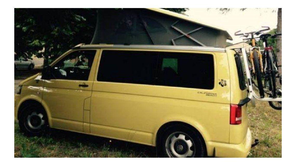 Le robaron la furgoneta y la recuperaron gracias a cien mil mensajes en Facebook
