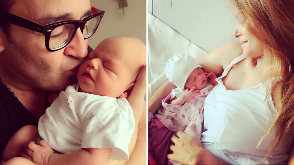 La romántica carta de Vanina Escudero a Álvaro Navia por el nacimiento de su segundo hijo