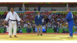 VIDEO: La furia del judoca libanés por haber sido descalificado ante el argentinoLucenti