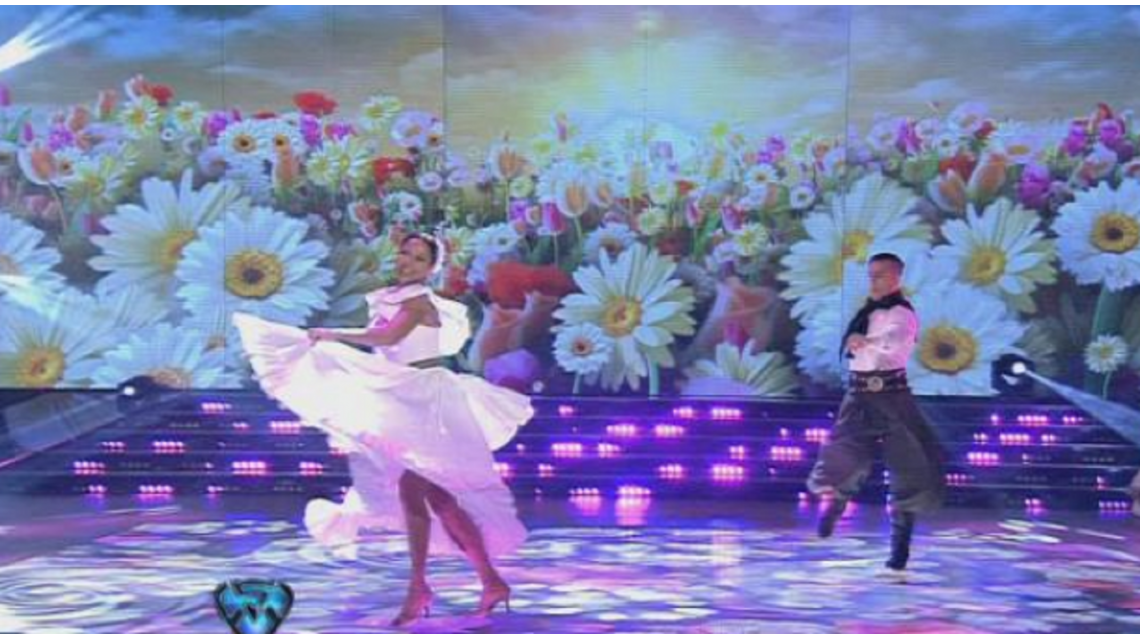 Mala noche para Iliana Calabró en ShowMatch: puntaje bajo en el folclore