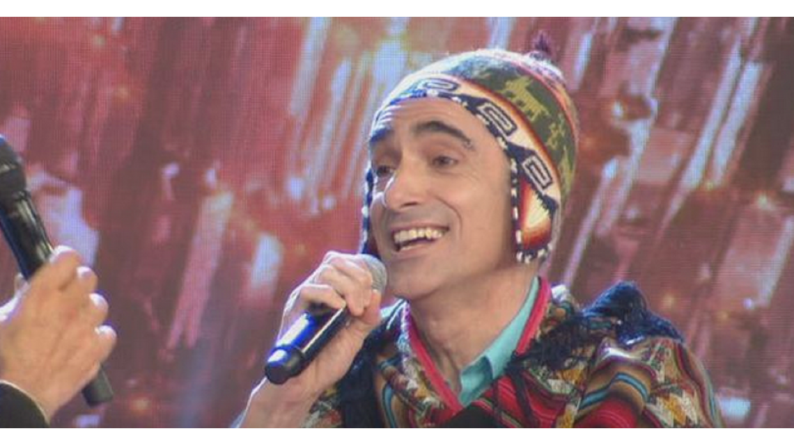 Fabio Posca, imbatible: divertida previa y alto puntaje en el baile