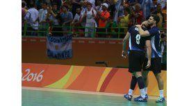 Handball: Los Gladiadores  hicieron un partidazo pero perdieron sobre el final