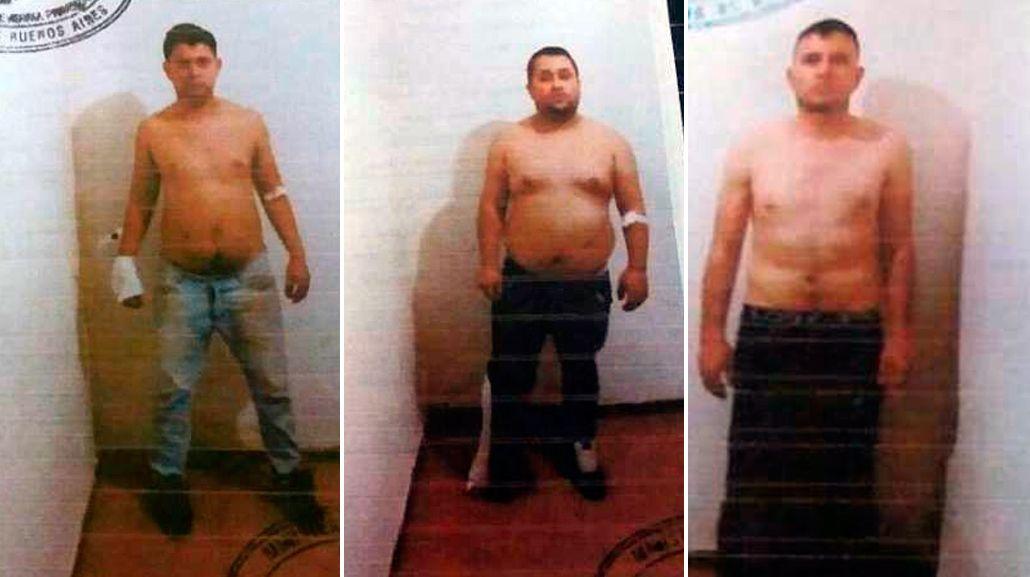 Triple fuga en una comisaría de Monte Grande: los presos salieron por la puerta
