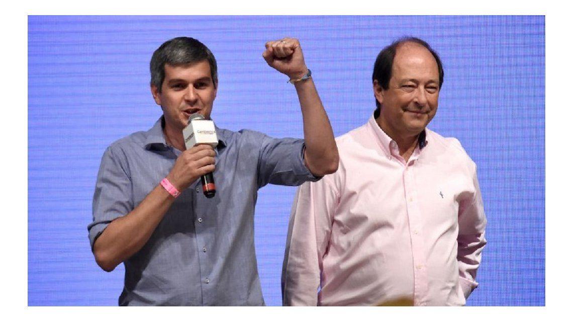 A un año de las PASO, el macrismo ya mira al 2017 con Marcos Peña y Sanz