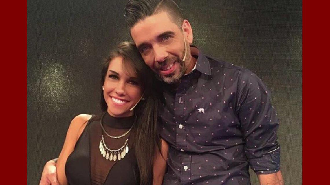 Lucas Tisera y Cynthia Aller esperan un hijo: cómo reaccionó Lizy Tagliani