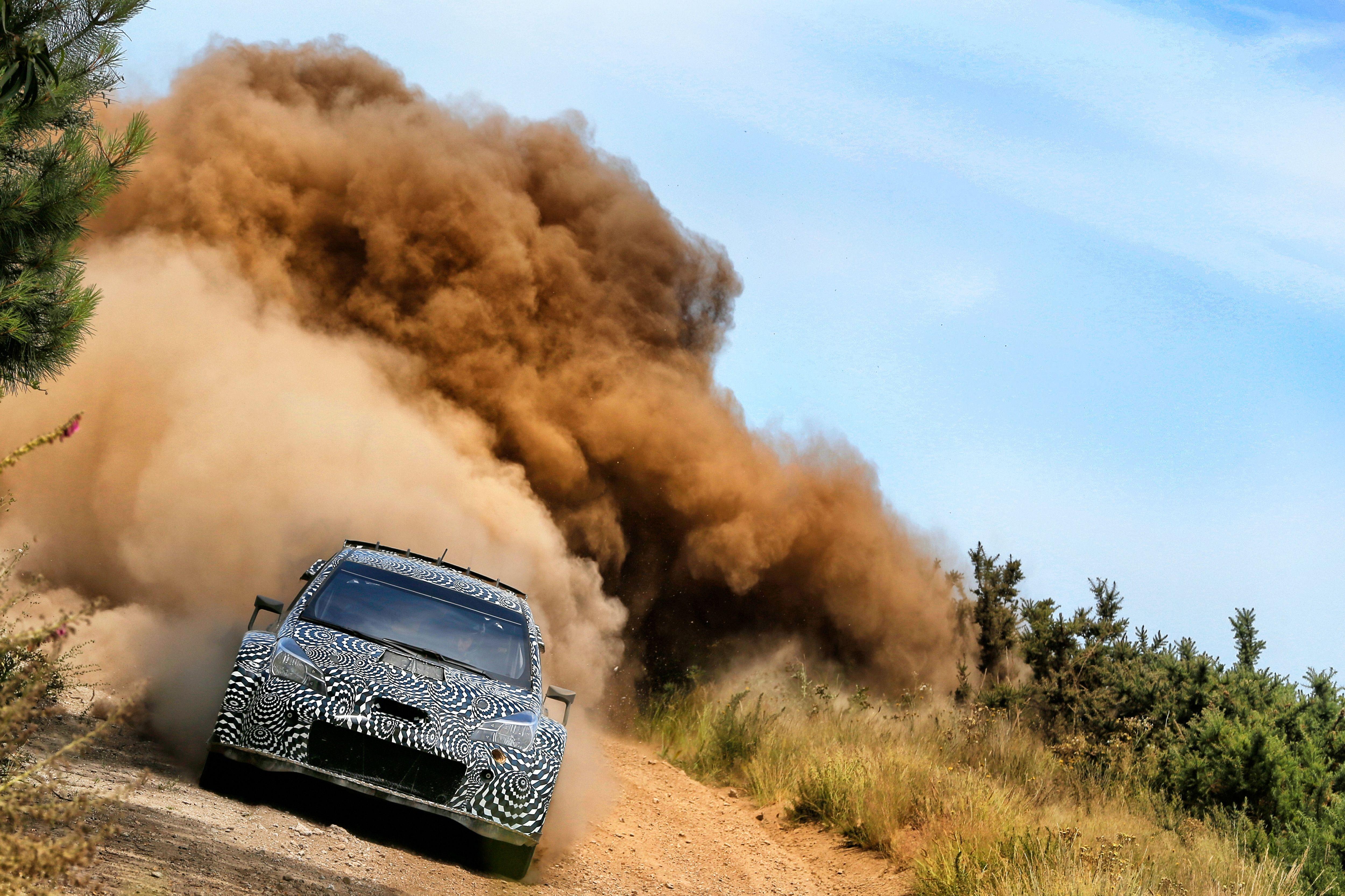 Yaris WRC, el elegido por Toyota para el Rally