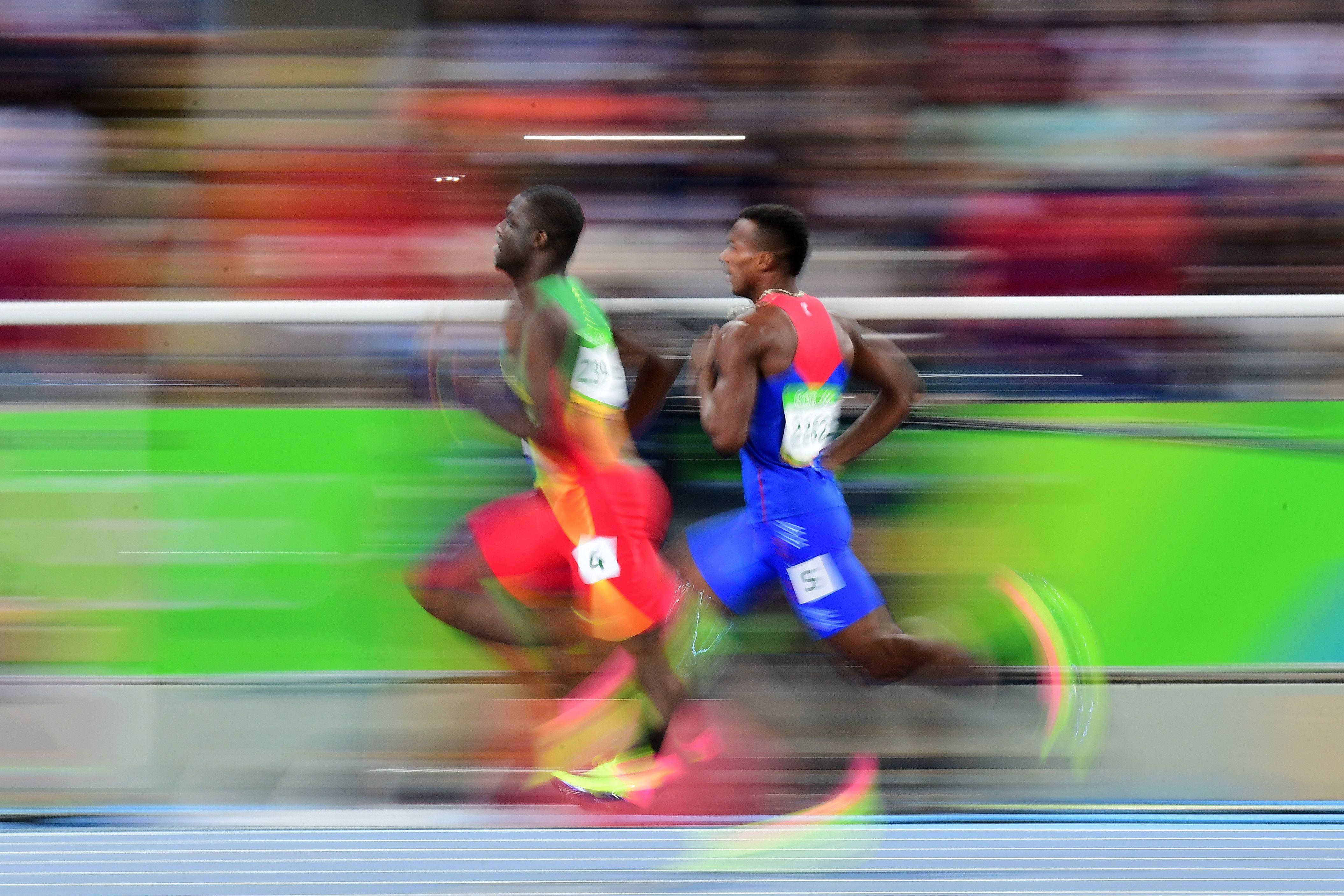Las fotos más impactantes de los Juegos Olímpicos Río 2016