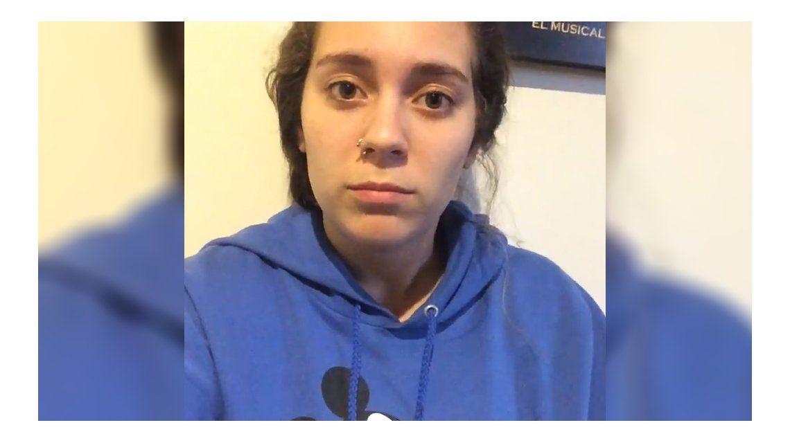 La hija de Cordera denunció amenazas en las redes sociales: ¿Por qué no se suicidan?