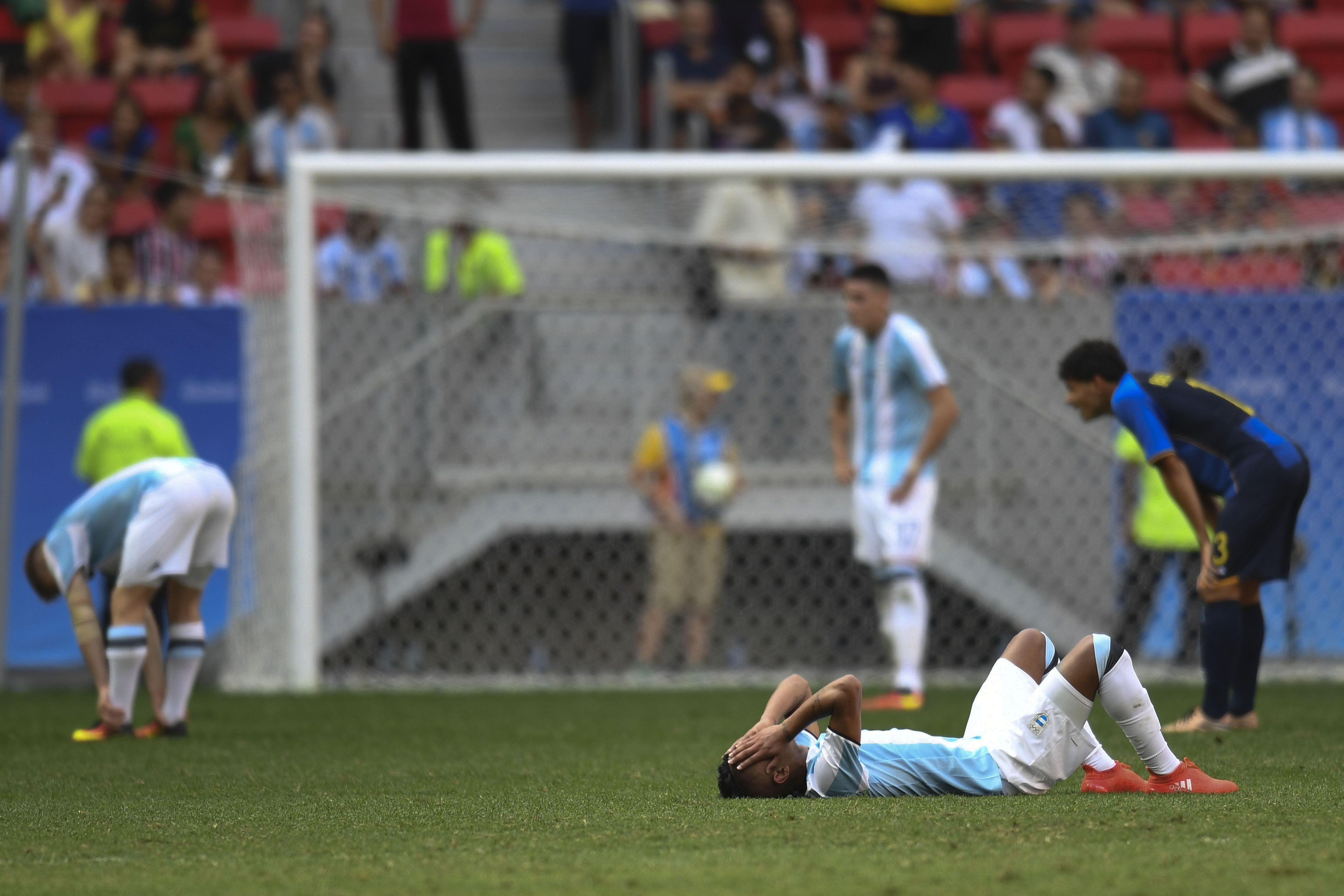 Tristeza nao tem fin: miércoles negro para la delegación argentina en Río 2016