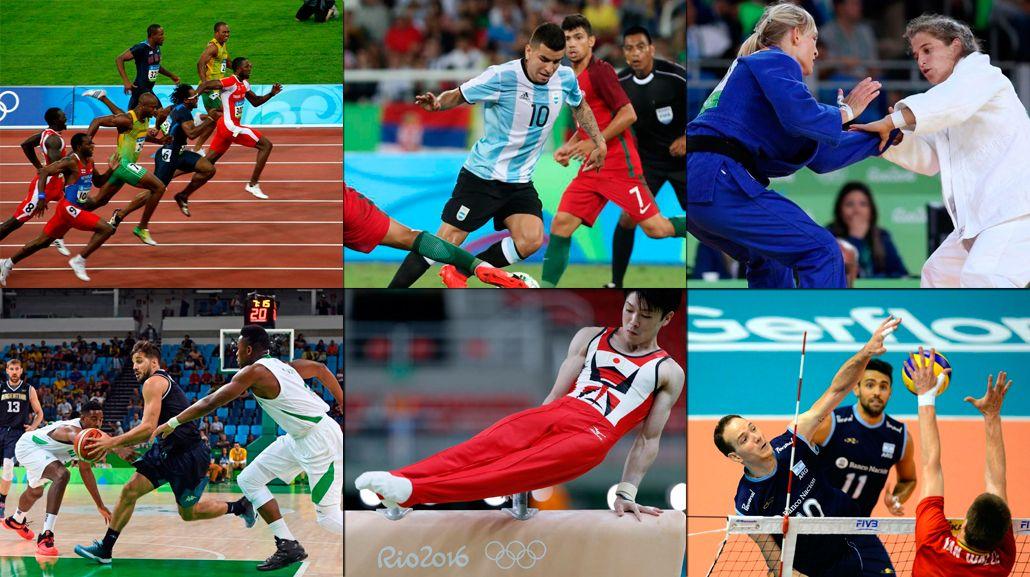 #TriviaM1: ¿Tenés una personalidad para deportes individuales o de equipo?