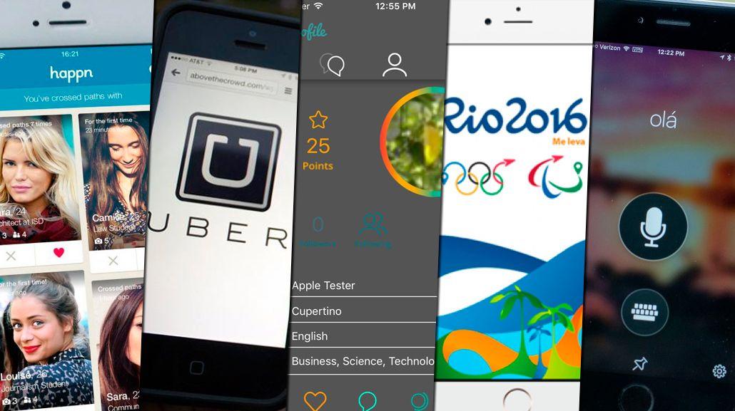 Cinco aplicaciones para usar durante los Juegos Olímpicos