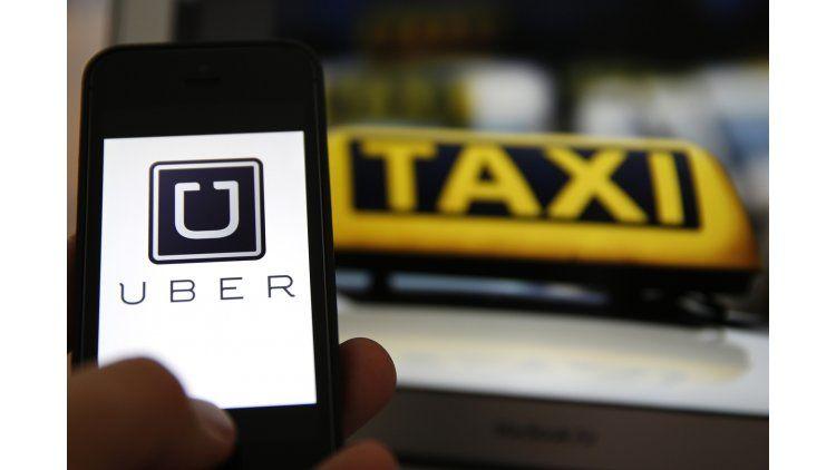 Uber invita a los nuevos choferes a ver el Superclásico