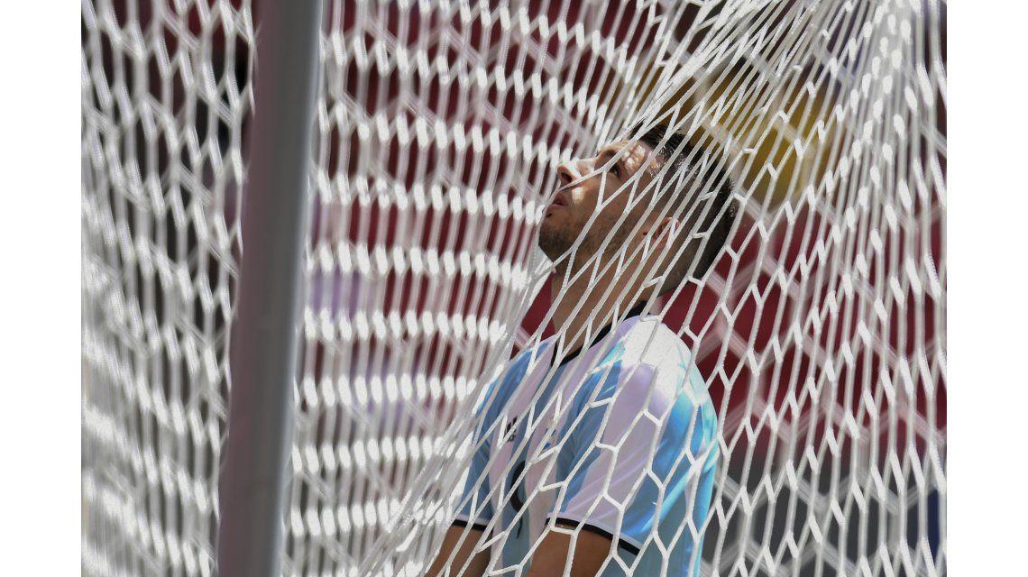 A pesar de la crisis y el fracaso, la Selección sigue siendo la número uno del mundo