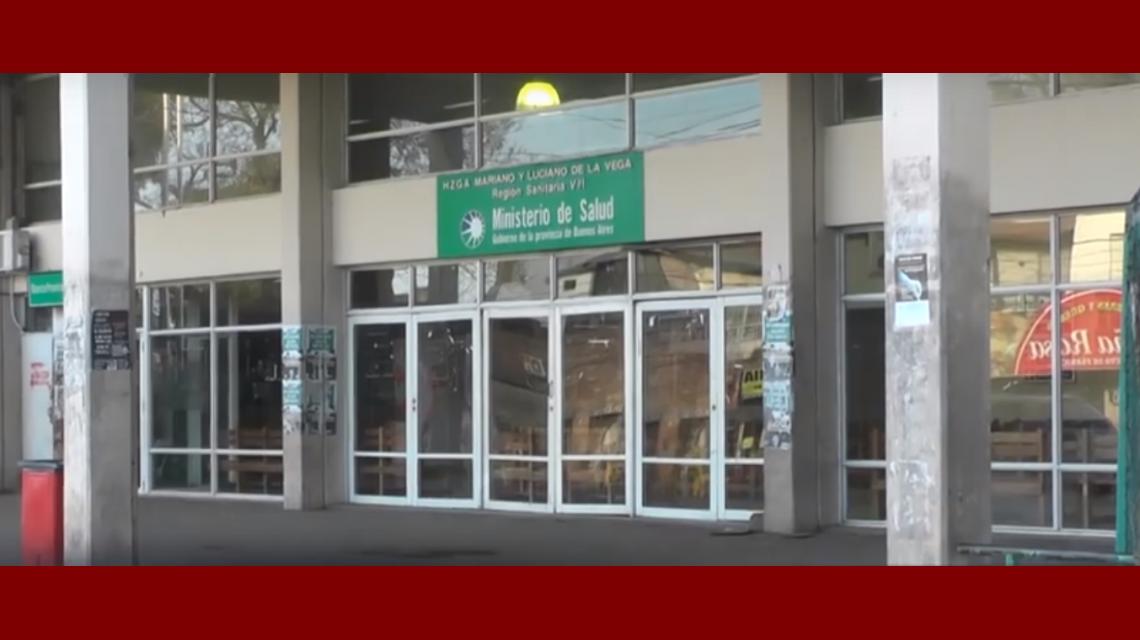 Indignación en un hospital de Moreno por el abuso sexual a un discapacitado