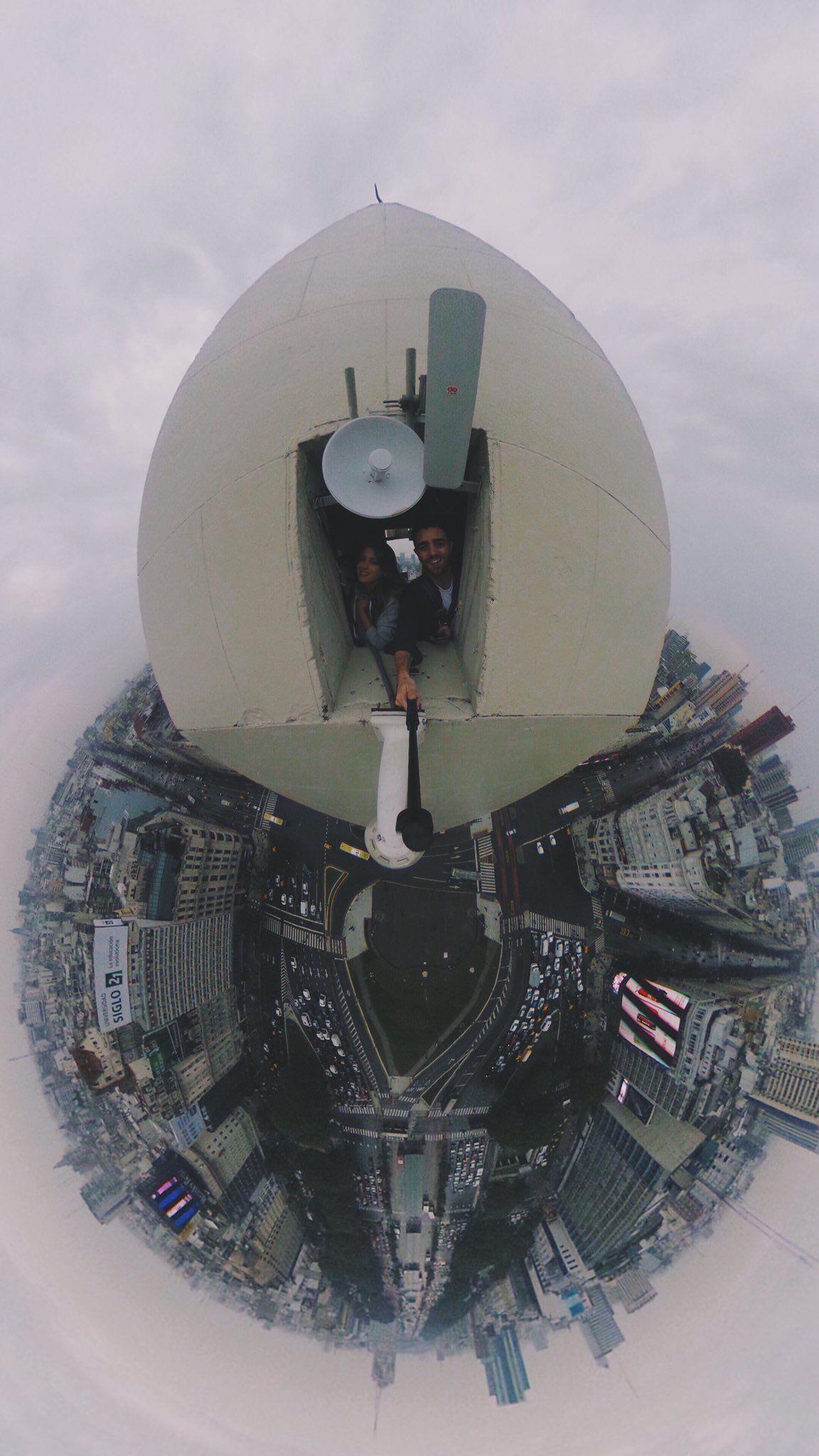 ¿Cómo es subir a la punta del Obelisco?