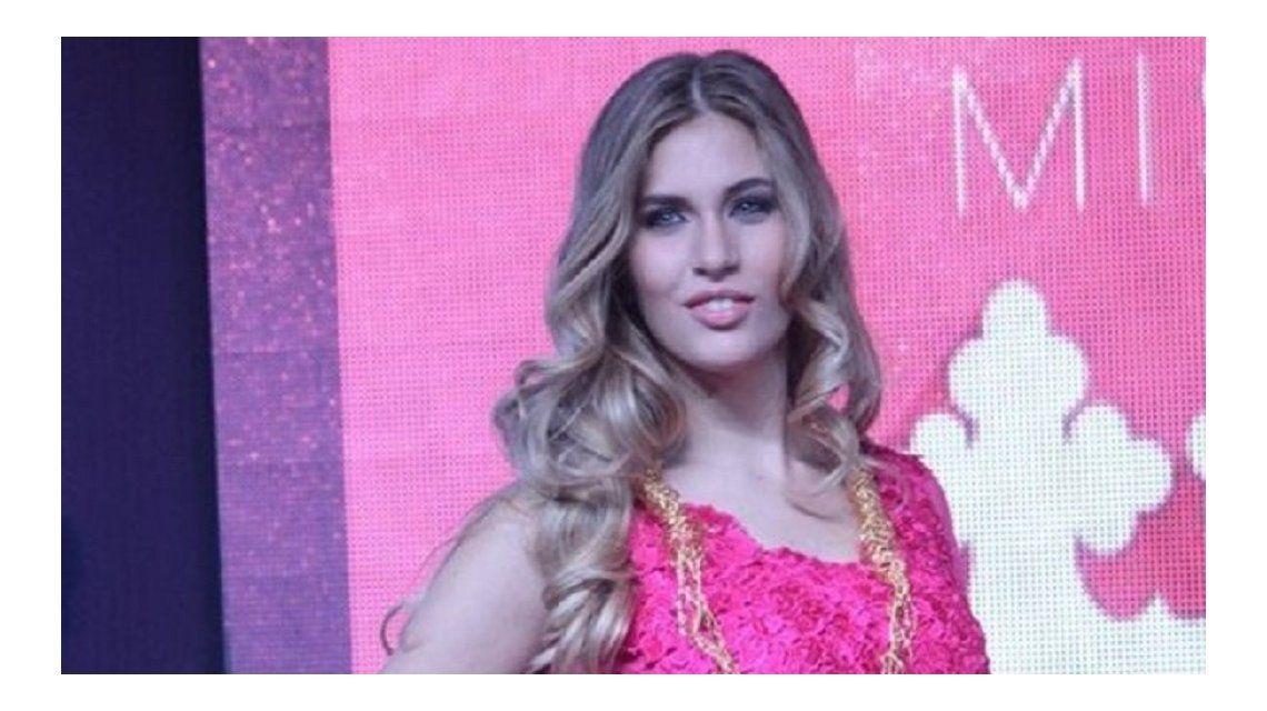 ¿Quién será la representante de Argentina para Miss Mundo?