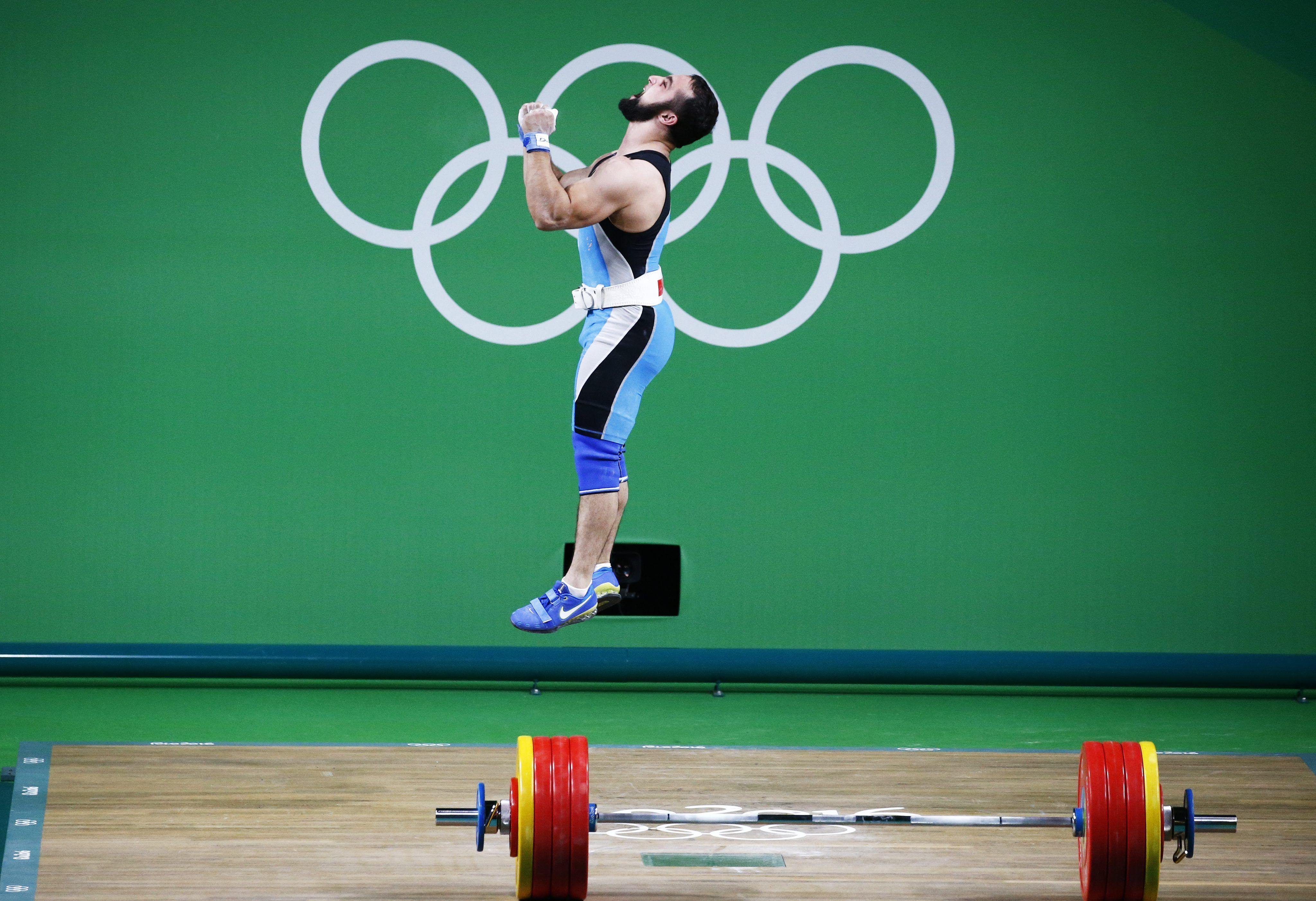 ¡Se volvió loco! Mirá el mejor festejo en lo que va de los Juegos Olímpicos