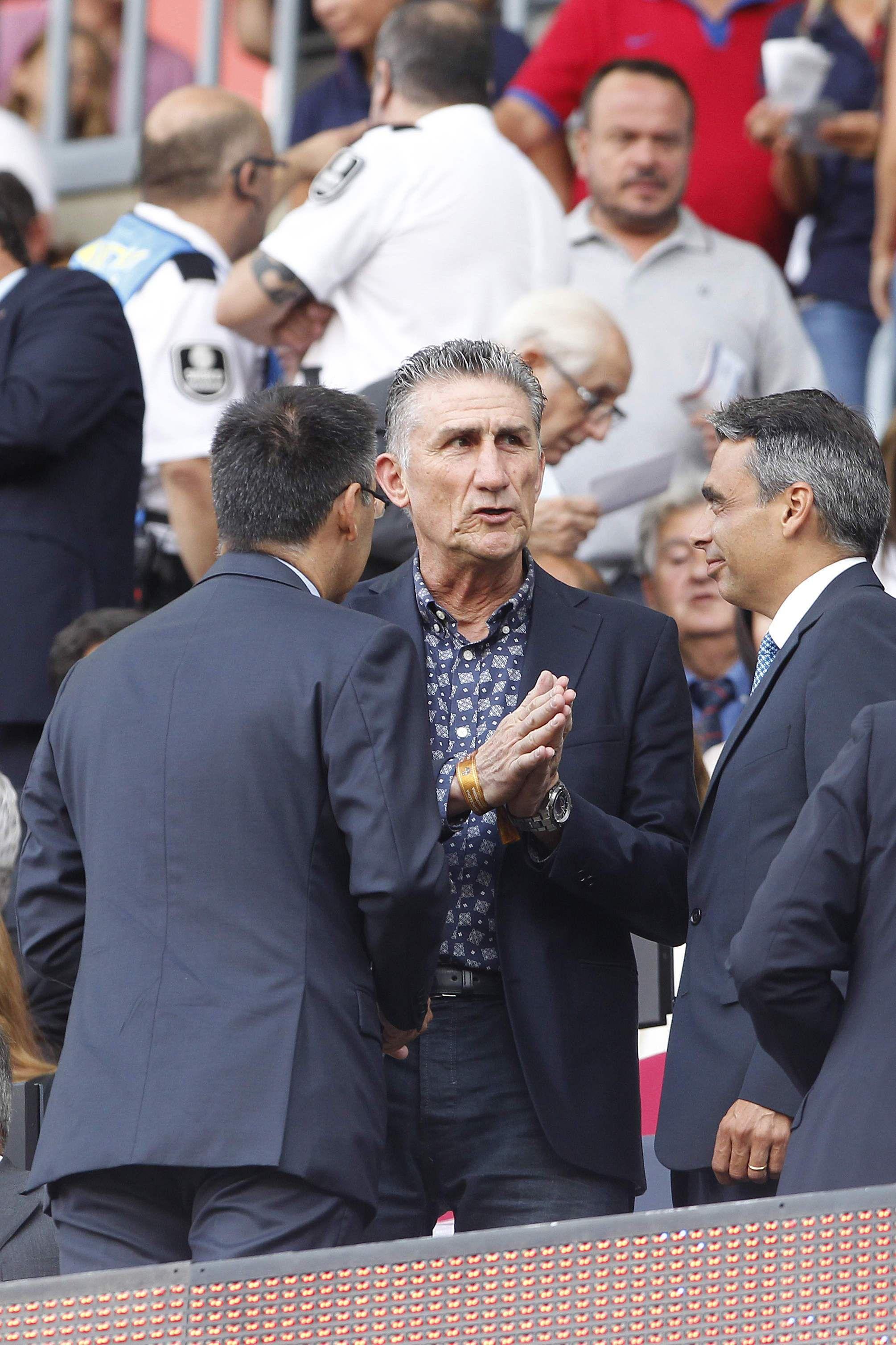 Bauza se reunió con Lionel Messi: No hablamos de su regreso