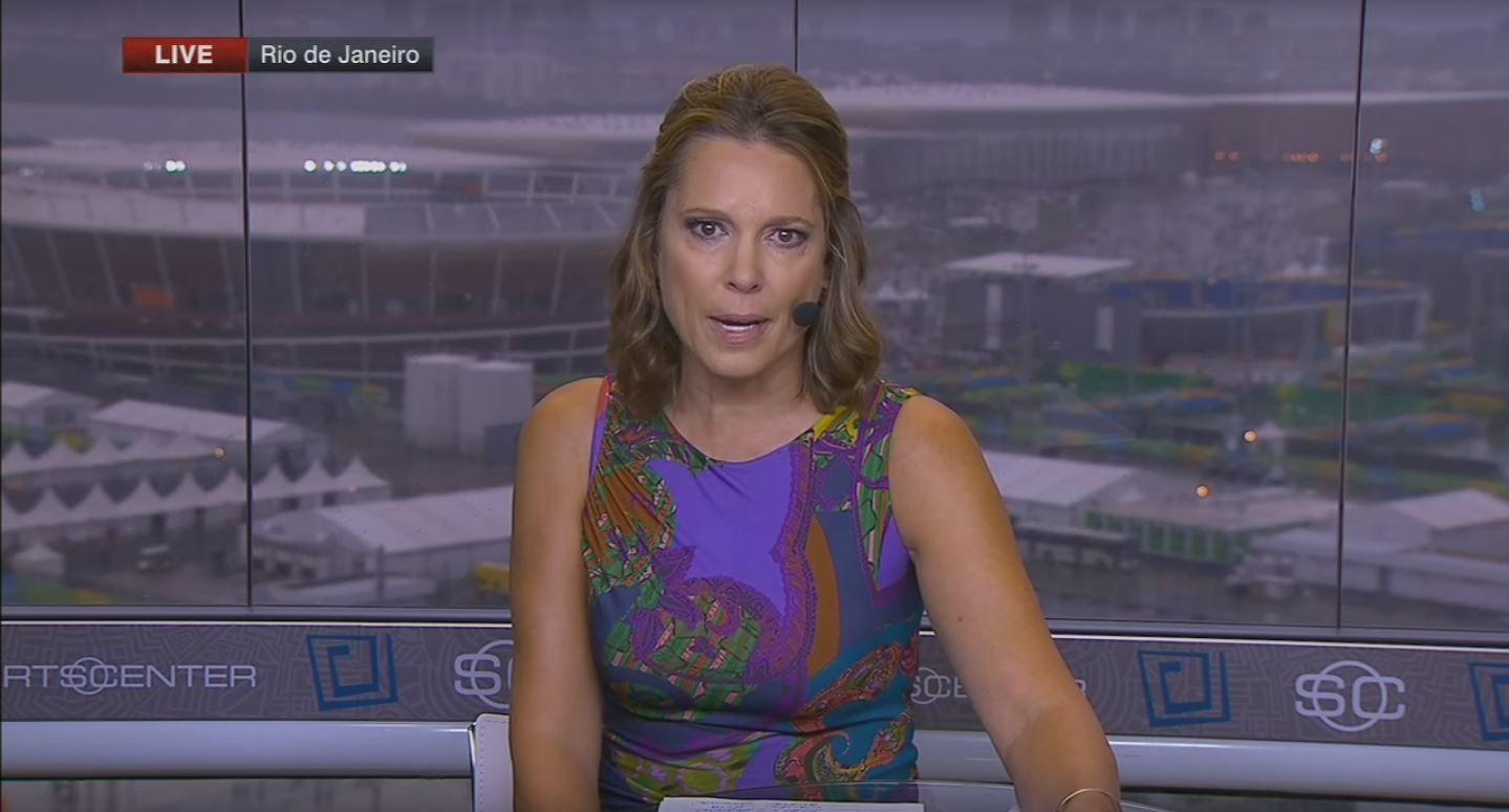 VIDEO: Una periodista se quiebra al dar la noticia de la muerte de su compañero