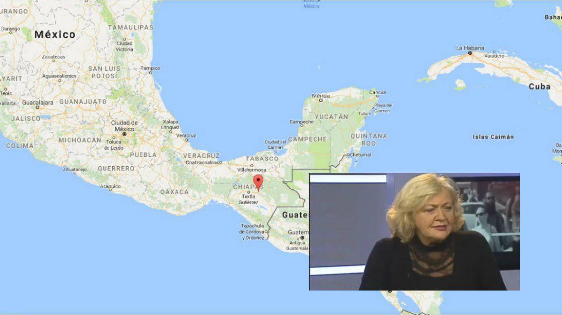 Secuestraron a una periodista chilena durante sus vacaciones en México