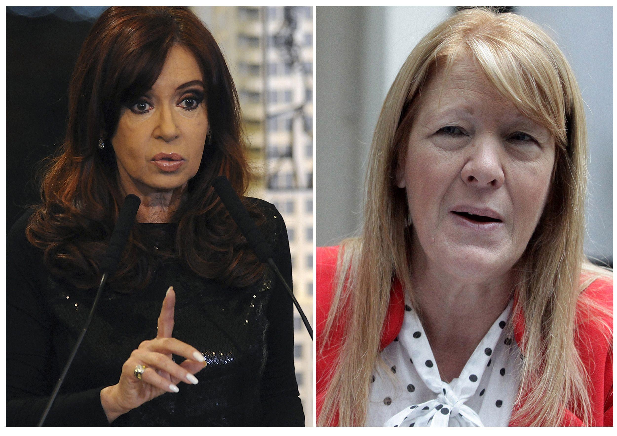 Audiencia de mediación para Cristina Kirchner y Margarita Stolbizer por daños y perjuicios