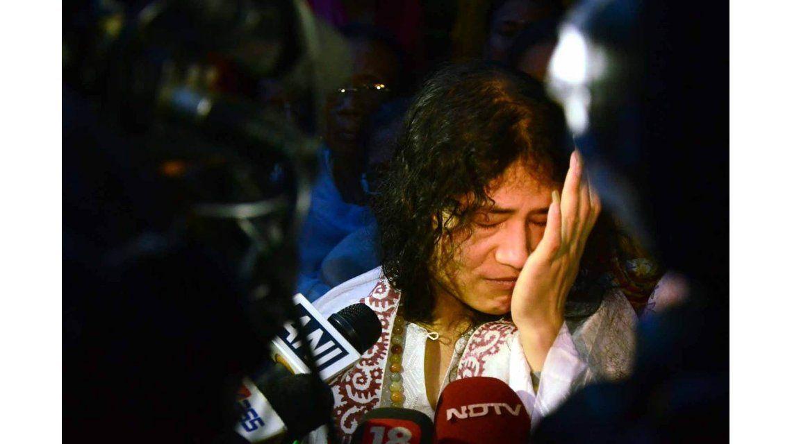 Terminó en la India la huelga de hambre más larga de la historia, enterate cuánto duró