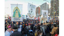 Celebración y marcha en el día de San Cayetano: el mapa de los cortes