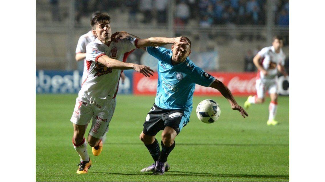 Belgrano derrotó a Huracán y pasó a octavos de final en la Copa Argentina