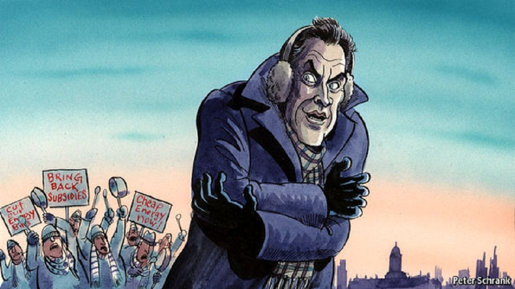 Dura nota de The Economist contra Macri: Hace frío afuera