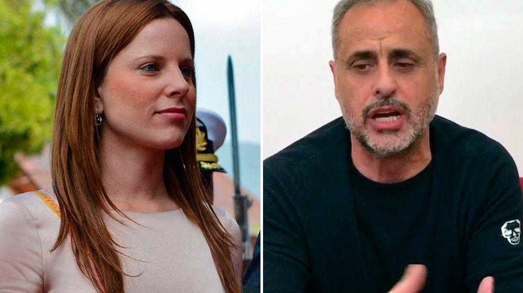 Agustina Kämpfer durmió con Jorge Rial en su internación: Tengo motivos para acompañarlo