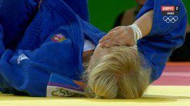 La hizo llorar: así dejó Paula Pareto a su rival para meterse en semifinales