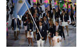 Argentina va sexta en el medallero gracias al oro de La Peque Pareto