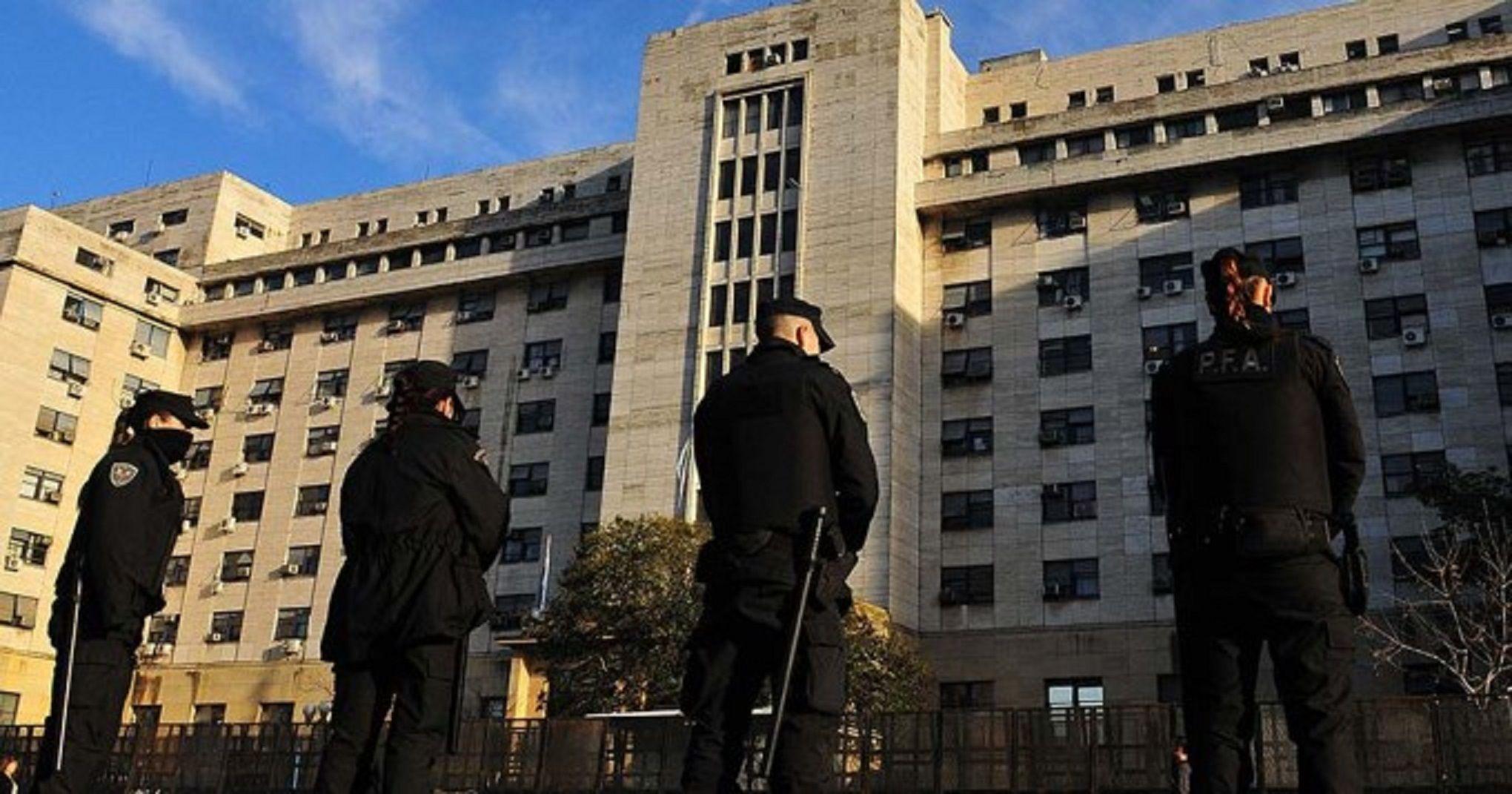 El jefe de seguridad de Comodoro Py que se suicidó, estaba acusado de abuso sexual