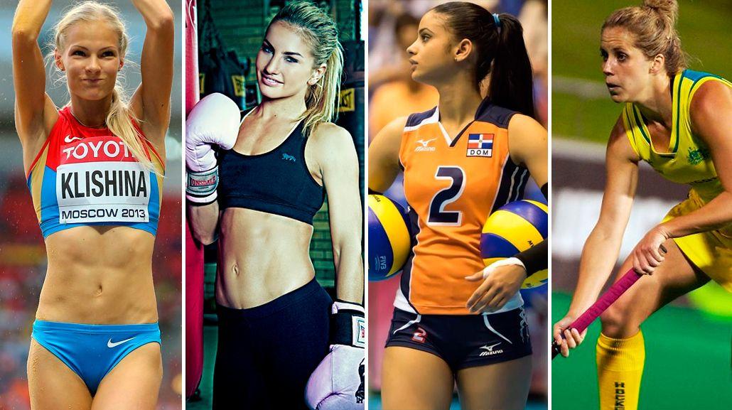 ¿Cuál es la mujer más sexy de los Juegos Olímpicos? Entrá y votá