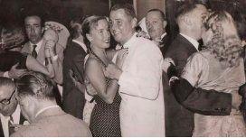 La foto vintage de Mirtha y Daniel Tinayre