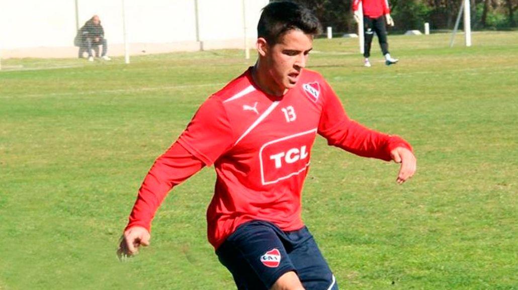El jugador de Independiente Alexis Zárate irá a juicio oral por abuso sexual