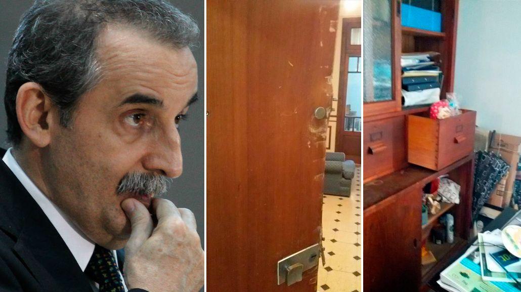 Asaltaron las oficinas de Guillermo Moreno: Es un choreo más de los oligarcas, dijo el ex funcionario