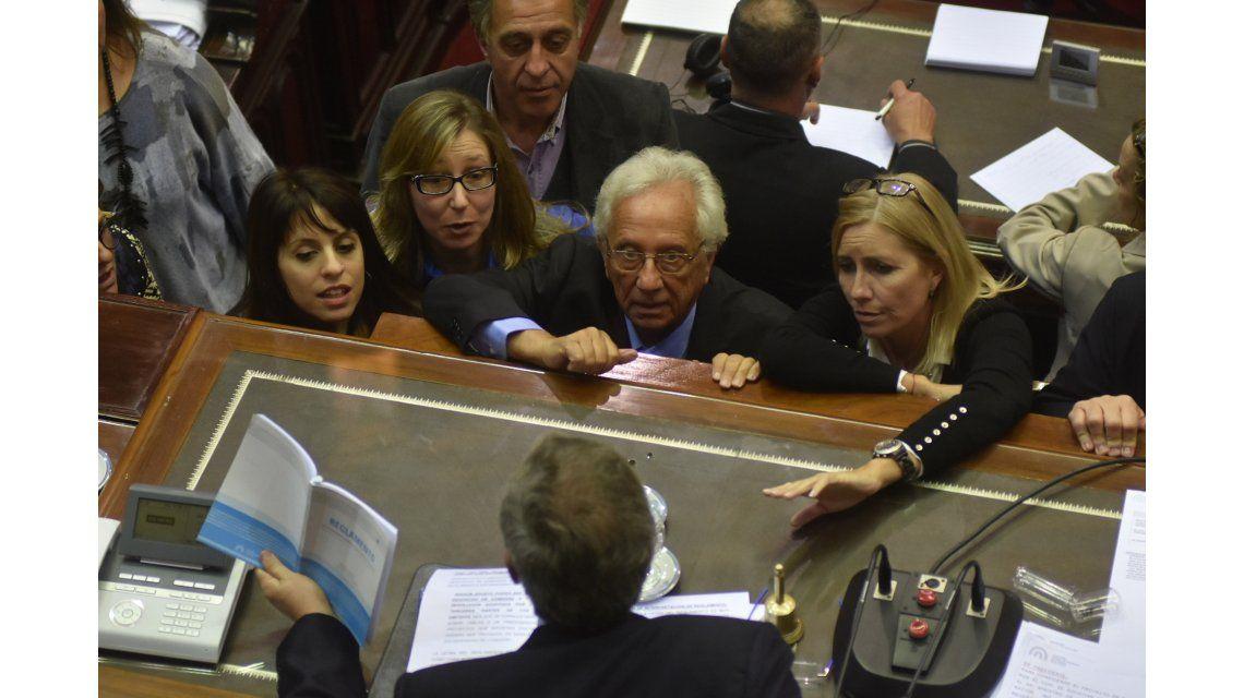Diputados: El macrismo echó por tierra la interpelación al ministro Aranguren