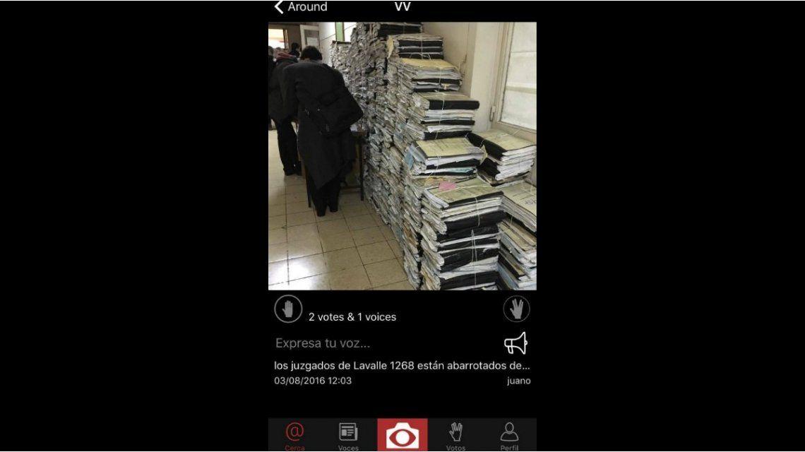 Desarrollan una aplicación para hacer denuncias ciudadanas desde el celular