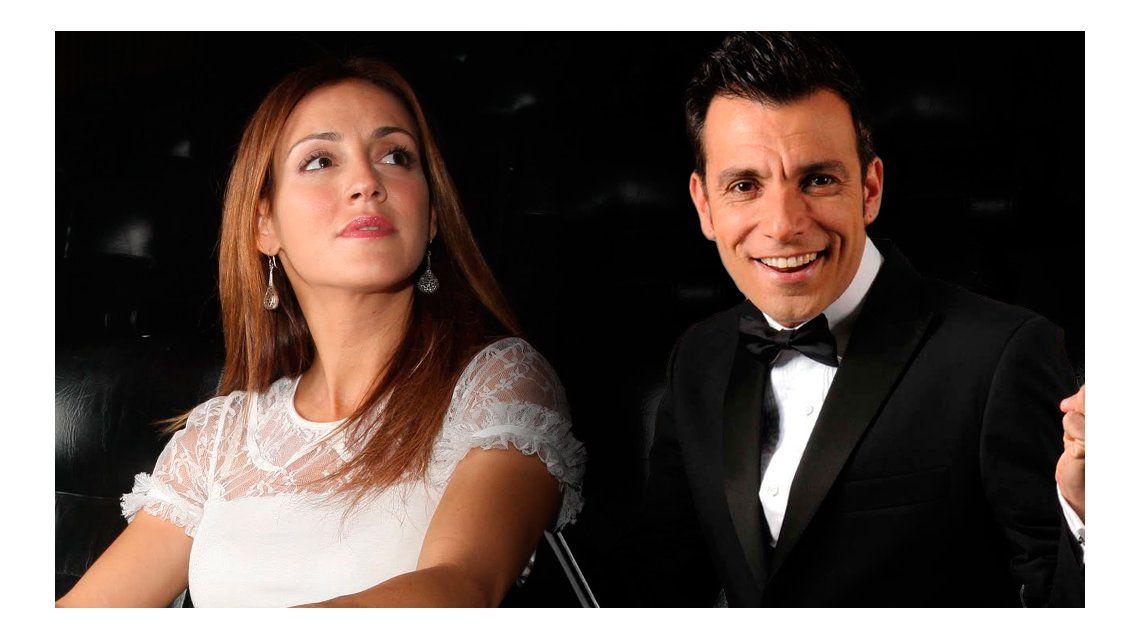 ¿Eleonora Wexler y Martín Bossi en pareja?