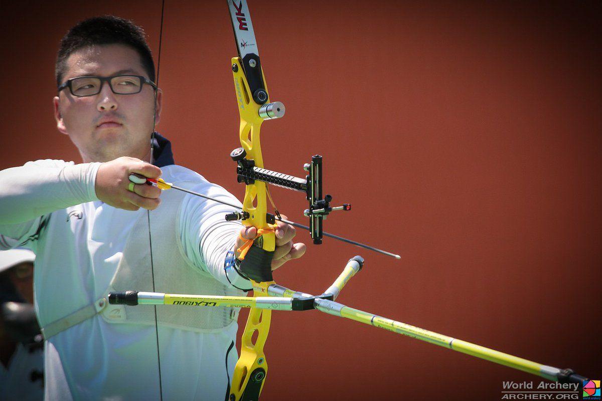 Juegos de Río: un surcoreano ya marcó un récord olímpico y mundial en arquería