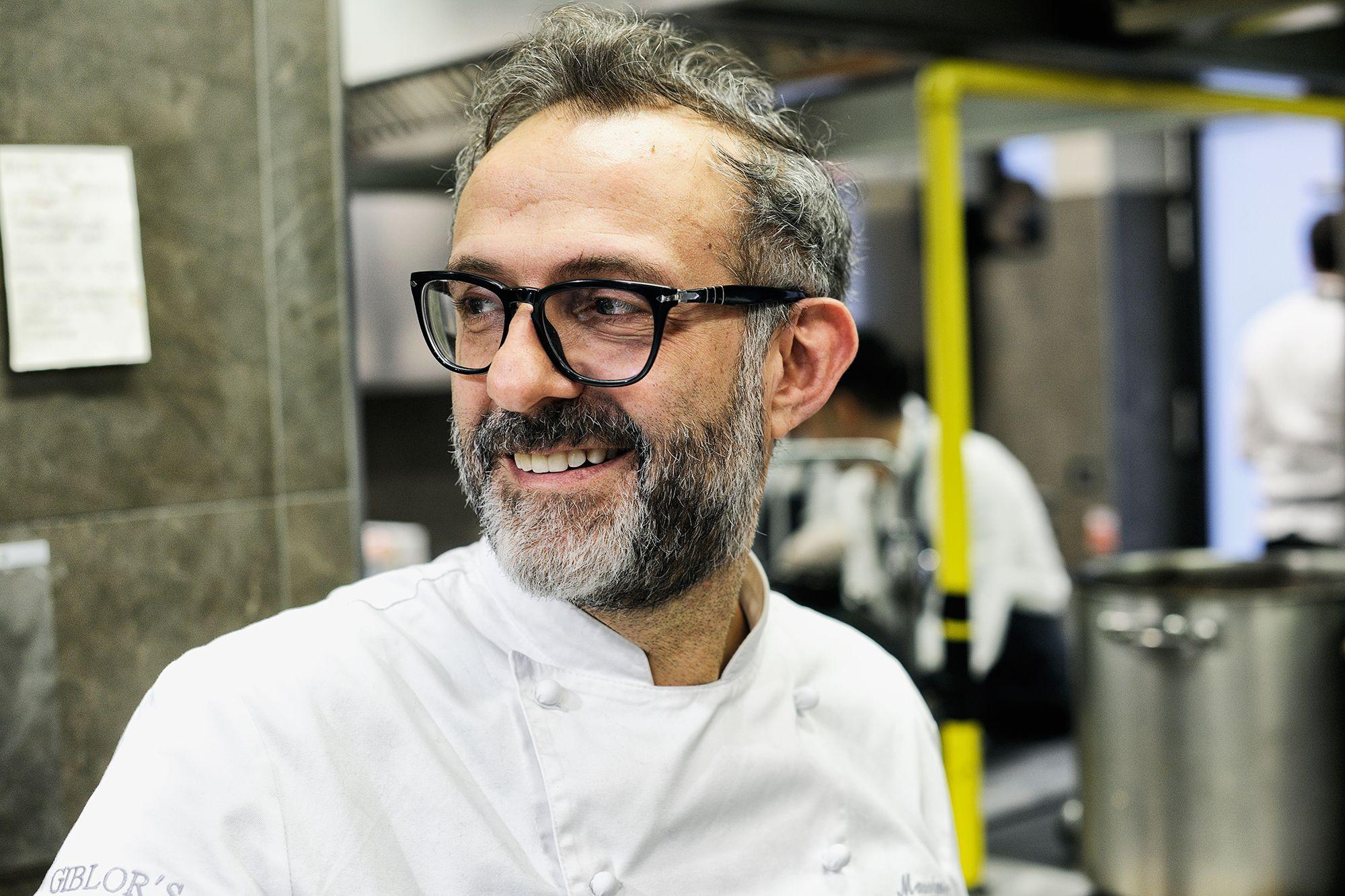 El mejor chef del mundo cocinará para pobres en los Juegos Olímpicos