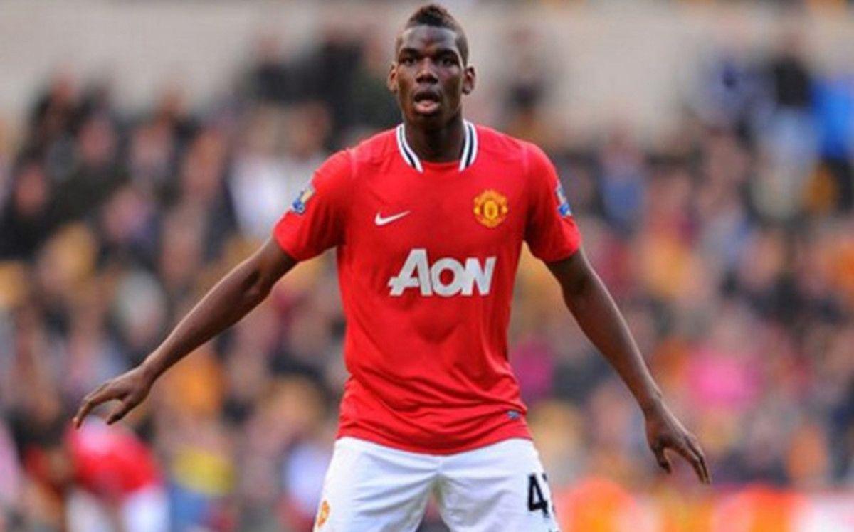 Manchester United compró a Pogba en 120 millones de euros
