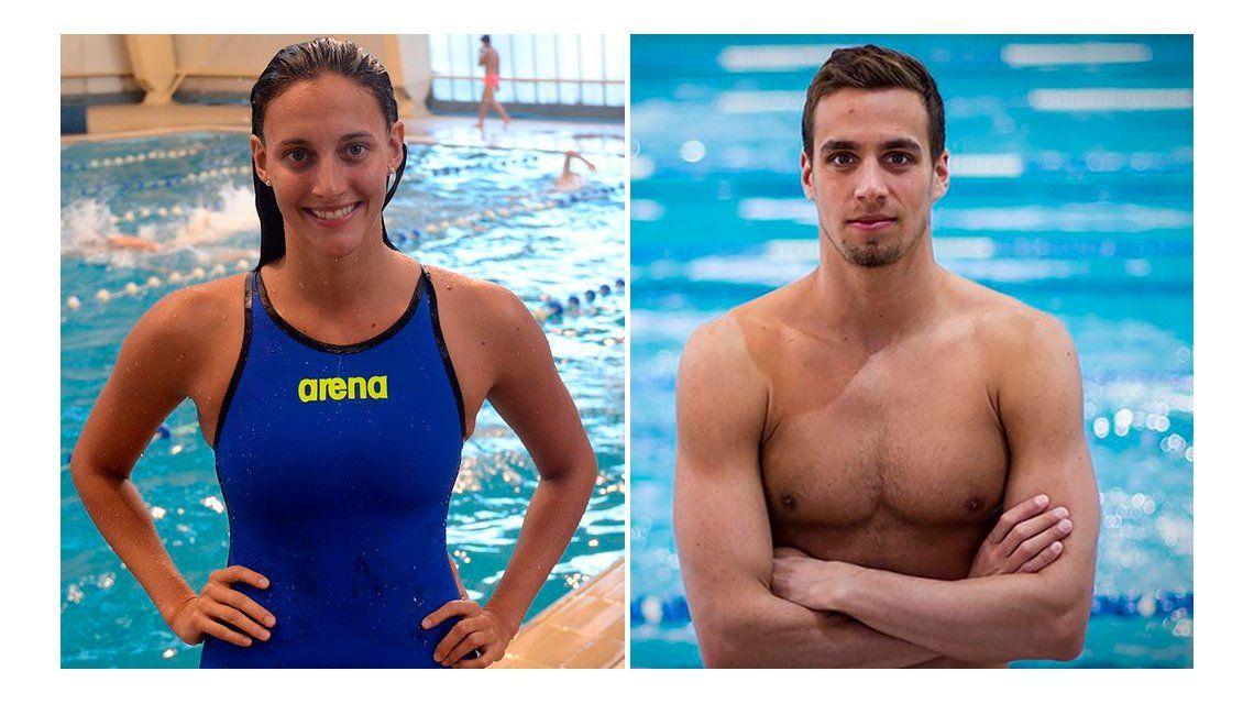 Natación: Naidich y Bardach tuvieron bajos rendimientos y quedaron afuera de las finales
