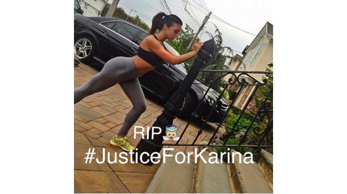 Violaron y asesinaron a una famosa chica fitness de Instagram