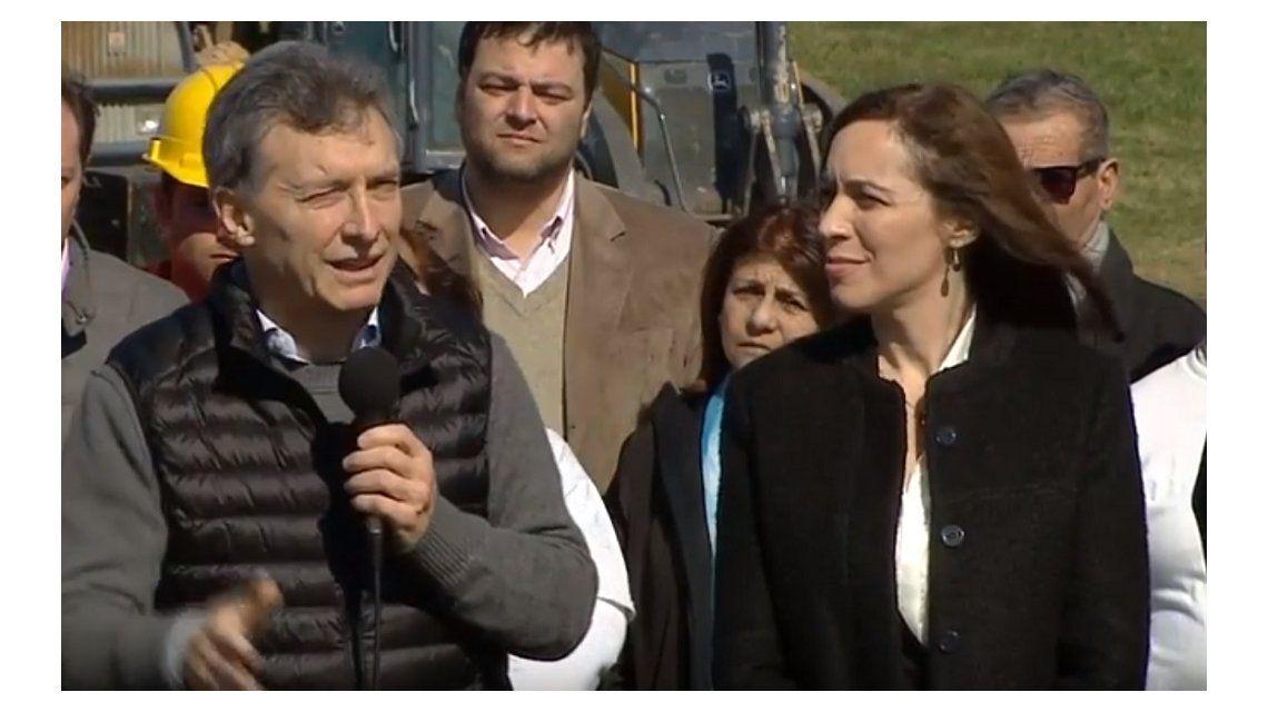 Macri: Hay que ahorrar gas, con este solcito hay que apagar toda la calefacción