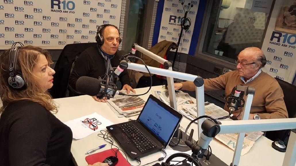Radio 10, la radio de la gente, el nuevo slogan de la AM