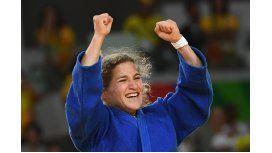 Pareto hizo historia y se quedó con la primera medalla de oro argentina